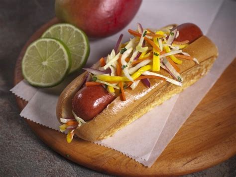 Gallery: The Craziest Major League Baseball Hot Dogs of