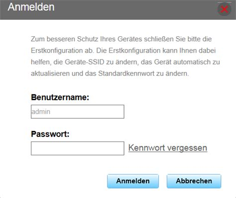 Hilfe   GigaCube - Andere Router