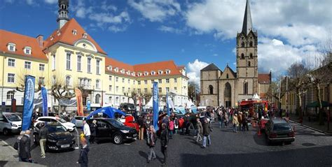 Herforder Automeile / Stadt Herford