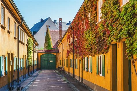 The Fuggerei: The World's Oldest Housing Complex Where