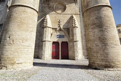 Kathedrale Saint Pierre in Montpellier - Languedoc
