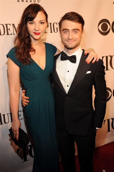 Harry Potter star Daniel Radcliffe engaged to longterm