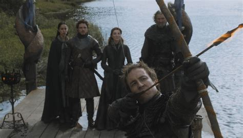 Edmure Tully may not return to Game of Thrones | smooth