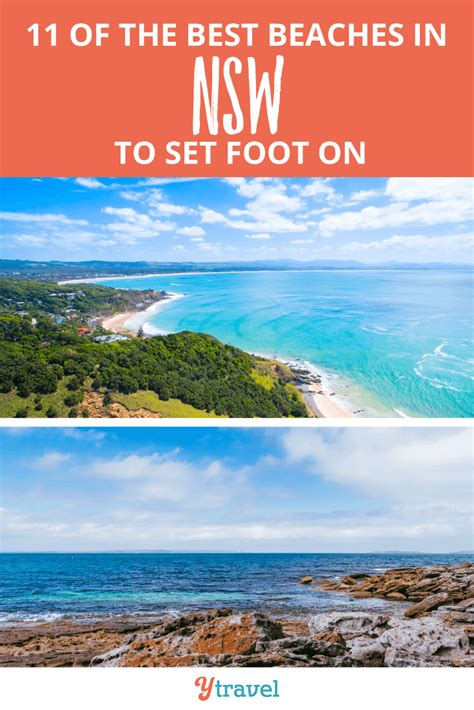 11 of the Best Beaches in NSW to Set Foot On