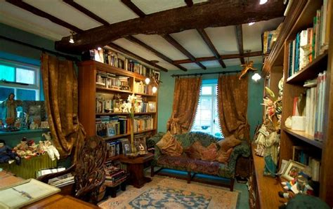 Ginger Gilmour's 15th century home in west sussex England