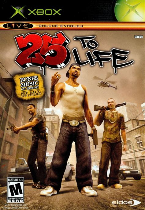 25 to Life (2006) Rating Systems - MobyGames