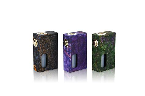 Stentorian RAM BF Squonker Box Mod Preview   Mechanical