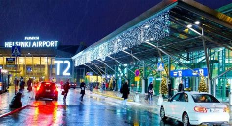 Helsinki takes the world's best airport award for 2016