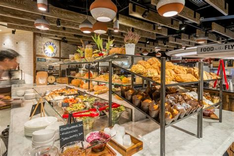 Dublin Airport is trialling an honesty-based food and