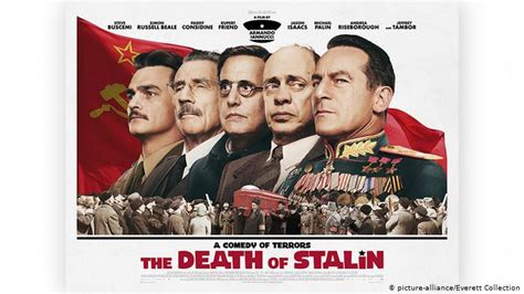 Russia bans ′The Death of Stalin′ from movie theaters