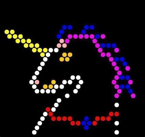 Lite Brite Refill: Little Miss (7x7 SQUARE) - NOT FOR NEW