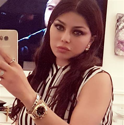 11 Photos that prove Haifa Wehbe is the Queen of Instagram