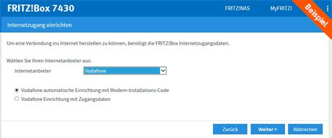 Hilfe   FRITZ!Box 7430 - Andere Router