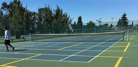 Pickleball | City of Vancouver
