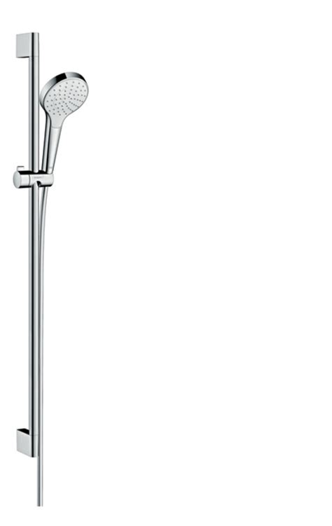hansgrohe Stangensets: Croma Select S, Brauseset 1jet mit