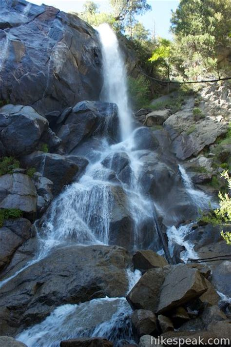 Grizzly Falls | Sequoia National Forest | Hikespeak