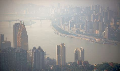 China's skies: a complex recipe for pollution with no